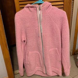 Sherpa lulu coat